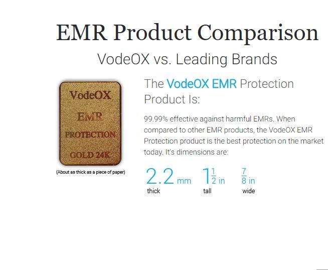 EMR product Comparison